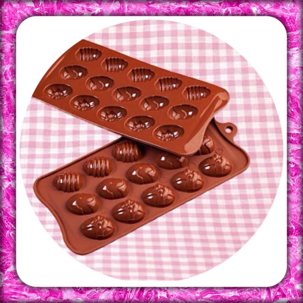 Форма для шоколада в домашних условиях