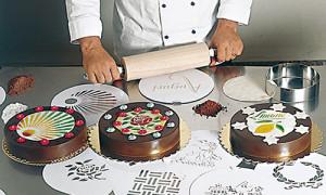 инвентарь для украшения тортов