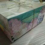 Коробка кондитерская